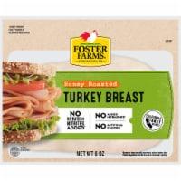 Foster Farms Honey Roasted Turkey Breast