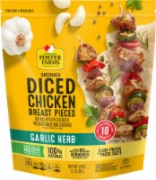 Foster Farms Saute Ready Garlic Herb Chicken
