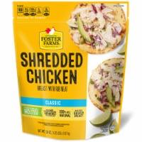Foster Farms Shredded Chicken Breast