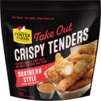 Foster Farms Take Out Southern Style Crispy Chicken Tenders with Dipping Sauce