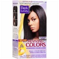 Dark & Lovely Reviving Colors 391 Radiant Black Semi-Permanent Hair Color