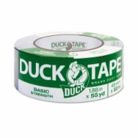 Utility Duct Tape 3  Core 1.88  X 55 Yds Silver | 1 Roll - Count of: 1