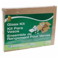 Duck 16 in. W x 12 in. L Glass Protection Kit - Case Of: 1 - Count of: 1