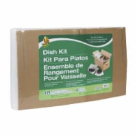 Duck 16 in. W x 12 ft. L Dish Protection Kit - Case Of: 1; - Count of: 1
