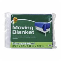 Duck 45 in. W x 72 ft. L Movers Blanket - Case Of: 1; - Count of: 1
