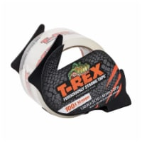 T-Rex® Packaging Tape with Dispenser - Clear
