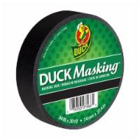 Duck® Masking Tape - Black