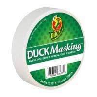 Duck® Duck® Masking® Tape - White