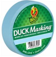 Duck® Masking Tape - Light Blue