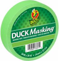 Duck® Duck Masking® Tape - Light Green
