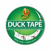 DUCK Unicorn Print Tape - 10 yds