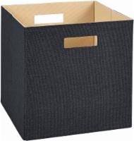 ClosetMaid Decorative Cube Storage Drawer - Black