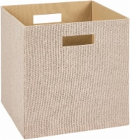 ClosetMaid® Decorative Cube Storage Drawer - Tan  sc 1 st  Kroger & Kroger - ClosetMaid® Decorative Cube Storage Drawer - Tan