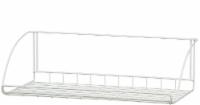 ClosetMaid Reversible Hanging Shelf - White