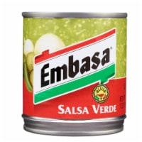 Embasa Salsa Verde