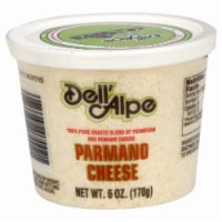 Dell'Alpe Parmano Cheese