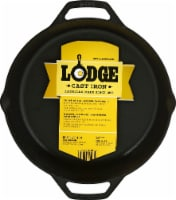 Lodge Round Cast Iron Pan