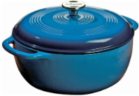 Lodge Dutch Oven - Blue