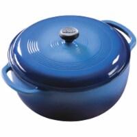 Lodge Dutch Oven - Caribbean Blue