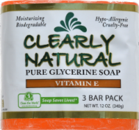 Clearly Natural Pure Glycerine Soap
