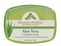 Clearly Natural Essentials Aloe Vera Glycerin Soap