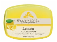 Clearly Natural Essentials Lemon Glycerin Soap
