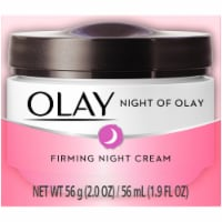 Olay Firming Night Cream Face Moisturizer