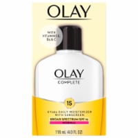 Olay Complete Normal Daily Face Moisturizer SPF 15 - 4 fl oz