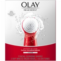 Olay Regenerist Advanced Anti-Aging Facial Cleansing Brush Kit