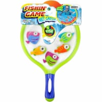 JA-RU Net Catch Fishin' Game