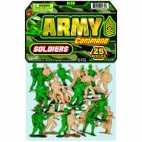 JA-RU Army Soldiers Play Set