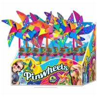 Ja-Ru 9061549 Kool N Fun Pinwheel, Pack of 24