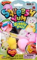 JA-RU Squeesh Yum Jiggly Pals