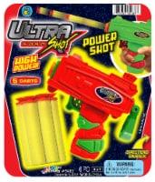 JA-RU Ultra Foam Shot Blaster