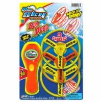 JA-RU Blue Sky Spin Prop Toy - 4 pc