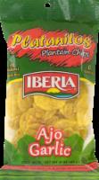 Iberia Garlic Plantain Chips