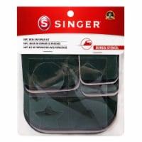 SINGER® Iron-On Repair Patch Kit - 16 pc