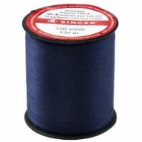 SINGER All-Purpose Polyester Thread - Blue - 150 yd