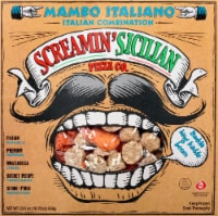 Screamin' Sicilian Mambo Italiano Combination Pizza