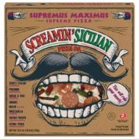 Screamin' Sicilian Supremus Maximus Supreme Pizza - 25 oz