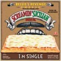 Screamin' Sicilian Bessie's Revenge Cheese Pizza