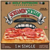 Screamin' Sicilian Holy Pepperoni Pizza - 9.20 oz
