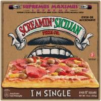 Screamin' Sicilian Supreme Maximus Pizza