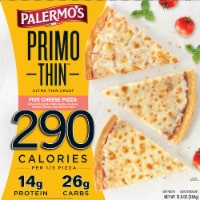 Palermo's Primo Thin Cheese Lovers Pizza