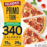 Palermo's Primo Thin Ultra Thin Crust Pepperoni Pizza