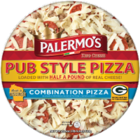 Palermo's King Cheese 12 Inch Combination Pizza