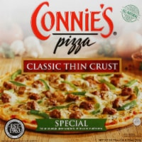 Connie's Special 11-Inch Classic Thin Crust Frozen Pizza
