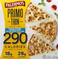 Palermo's Primo Thin Ultra Thin Crust Garlic Chicken Alfredo Pizza