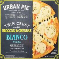 Urban Pie Thin Crust Bianco Pizza