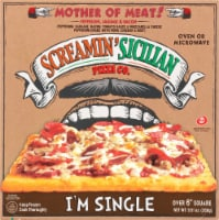 Screamin' Sicilian Three Meat Single Serve Pizza